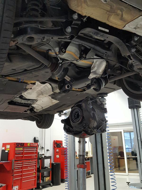 BMW M140i, M240i, 340i and 440i QUAIFE ATB Limited-Slip