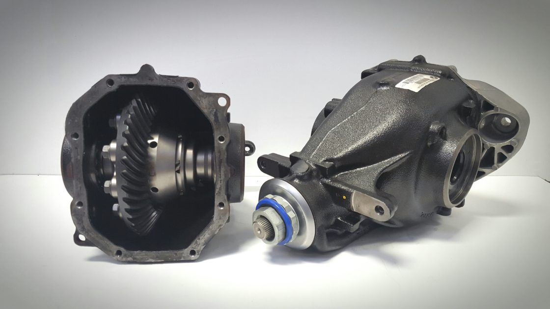 Quaife ATB BMW Limited Slip Differential Conversions | Birds