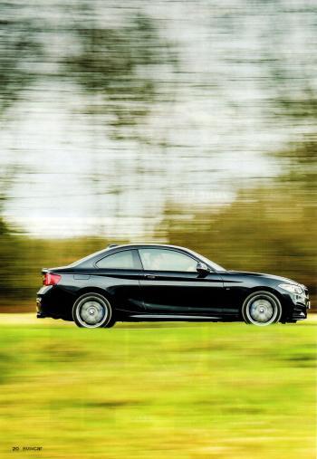 Editorial - F22 M235i - BMWCar Magazine - April 2017