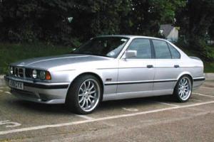 BMW 5 Series (E34) #